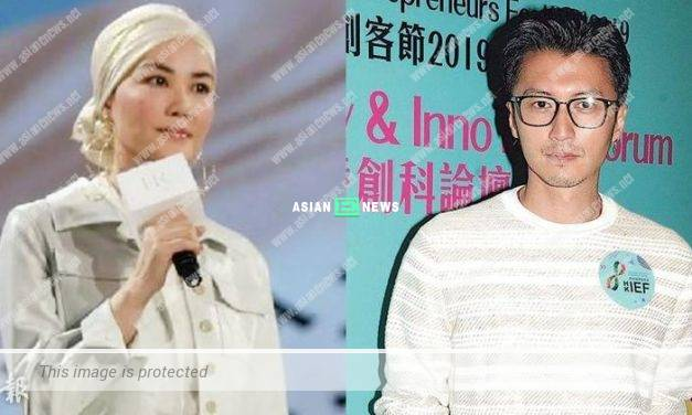 50-year-old Faye Wong plans to tie the knot with Nicholas Tse?