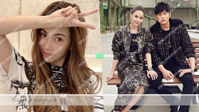 Hannah Quinlivan did not mind when the public remembered her as Jay Chou's wife
