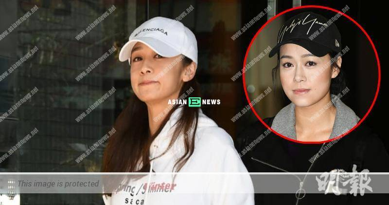 Scarlett Wong returned home to see Jacqueline Wong immediately