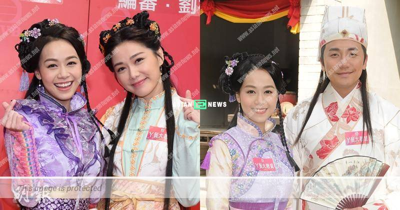 Jacqueline Wong is making an on-screen comeback? The Maid Alliance drama will be airing in Hong Kong