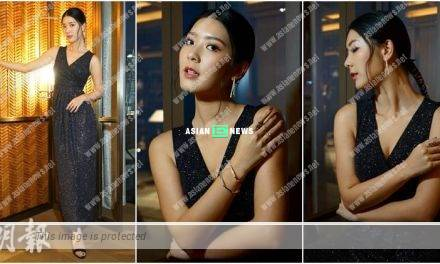 Jennifer Yu wore expensive jewellery and dared not drink water