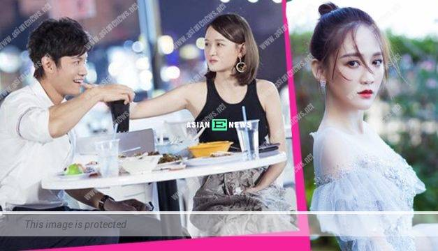 Joe Chen is determined to protect her relationship with Alan Chen