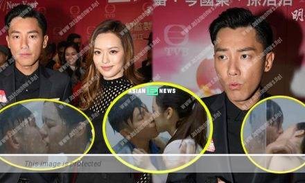Crystal Fung and her ex-boyfriend break up because of the kissing scenes? Jonathan Cheung pleaded for innocence