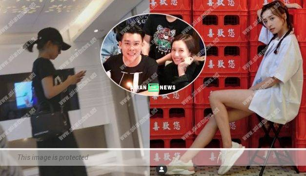 30-year-old Katy Kung denied about dating a wealthy heir, Brian from Malaysia