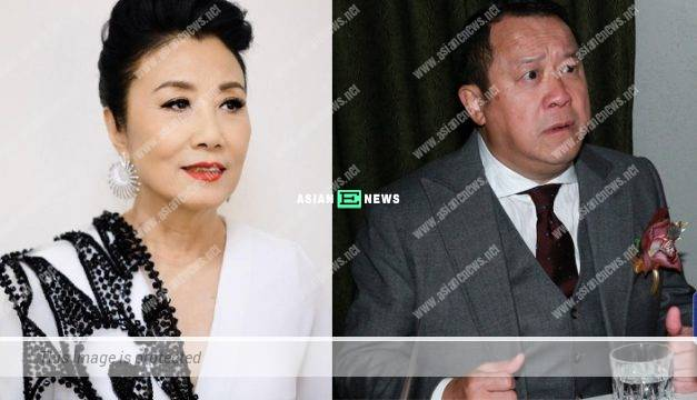 Major changes in TVB? Liza Wang and Eric Tsang showed their anger openly