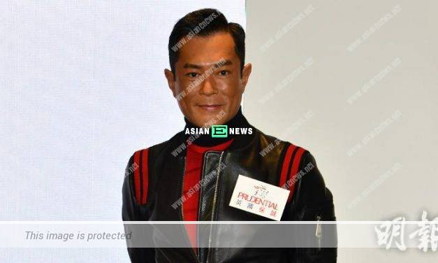 Louis Koo paid expensive insurance premium because of his job