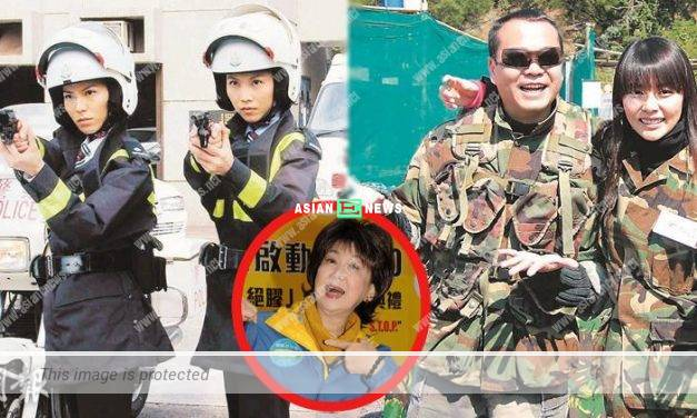 Armed Reaction V drama? Mimi Chu exposed TVB is shooting it in 2020
