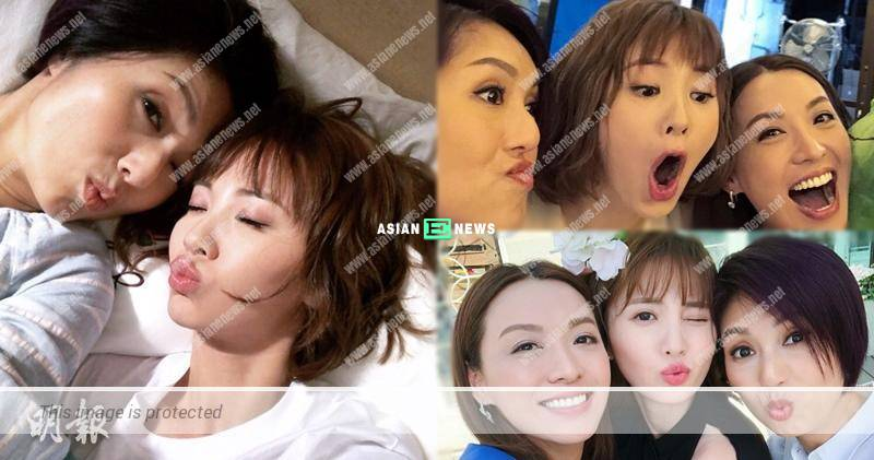 Rebecca Zhu is full of praises for Miriam Yeung: She is my role model
