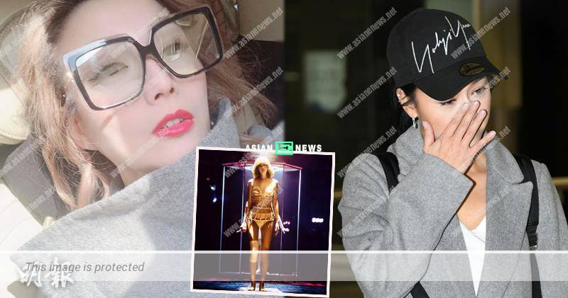 Sammi Cheng promotes her album; She is unaffected by Jacqueline Wong's return