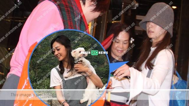 Jacqueline Wong and her family had dinner together for 3 hours