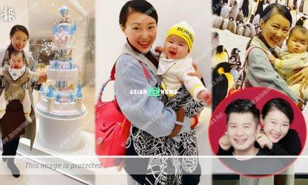 Sire Ma's daughter has a strong resemblance to her father