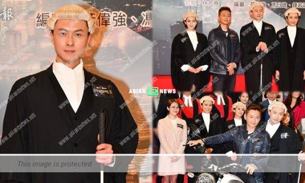 "Legal Mavericks II drama: Vincent Wong and Owen Cheung have ""HeHe"" feelings?"