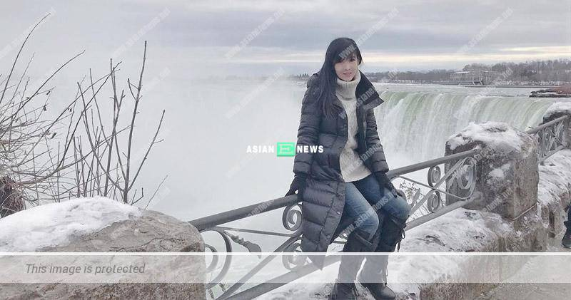 Vivian Chow took a beautiful photo at Niagara Falls