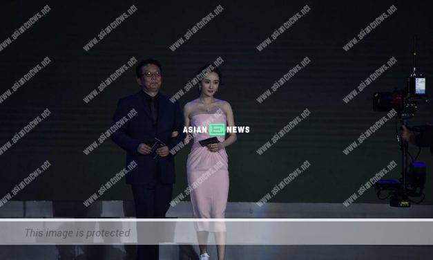Yang Mi's dressing style caused criticisms from the netizens again