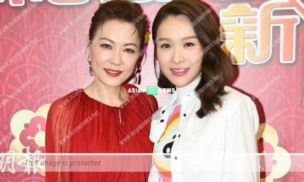 Ali Lee felt unhappy when Kristal Tin left TVB: She is a good opponent
