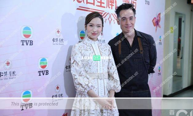 Moses Chan returned from Wuhan; Ali Lee said he was besides her during the show