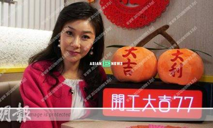 Angie Cheong is becoming a full-time artiste; She hopes her son will be understanding