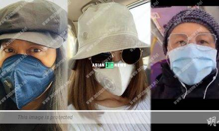 Wuhan Virus: Charlene Choi and Ali Lee urged the citizens to take care of themselves well