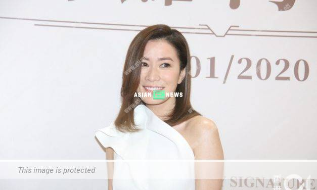 Charmaine Sheh expressed her desire to shoot a film in 2020