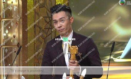 2019 TVB Anniversary Awards: Chau Pak Ho bagged two awards