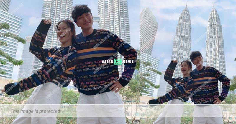 Priscilla Wong felt embarrassing when wearing couple outfit with Edwin Siu