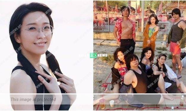 Of Greed and Ants drama: Elaine Yiu resembles a cutie pie?