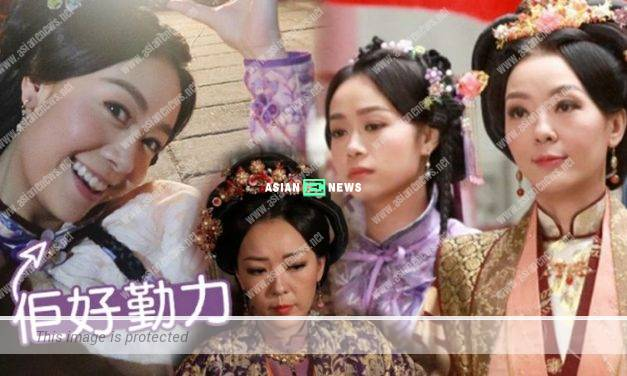 Handmaidens United drama: Florence Kwok praised Jacqueline Wong was a very hardworking actress