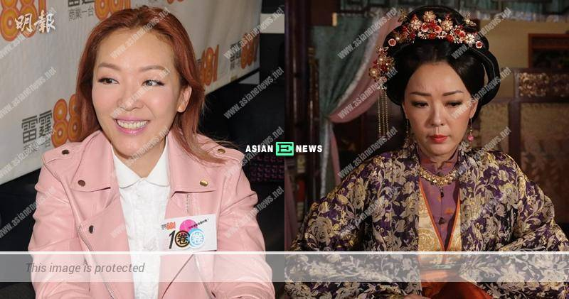 51-year-old Florence Kwok does not mind dating a younger man