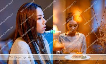 G.E.M. suffered from depression previously and shouted loudly in the room