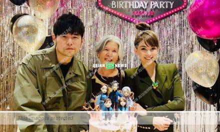 Jay Chou turned 41 years old; His wife Hannah Quinlivan held a birthday party