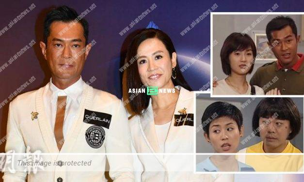 TVB rebroadcasted A Recipe for the Heart drama; Louis Koo urged the public to switch off the television?