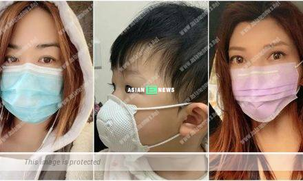 Wuhan Virus: Ruco Chan, Kaki Leung and Canny Leung urged the public to wear face masks