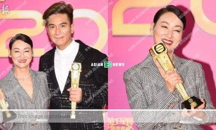2019 TVB Anniversary Awards: Kara Hui is crowned as TV Queen
