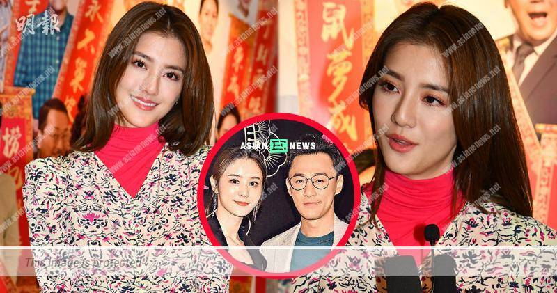 Karena Ng rejected to give her blessings to her old love, Raymond Lam