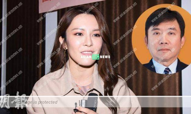 Rumours with Doctor Charles Chan previously? Kelly Cheung hoped he will enjoy his retirement life