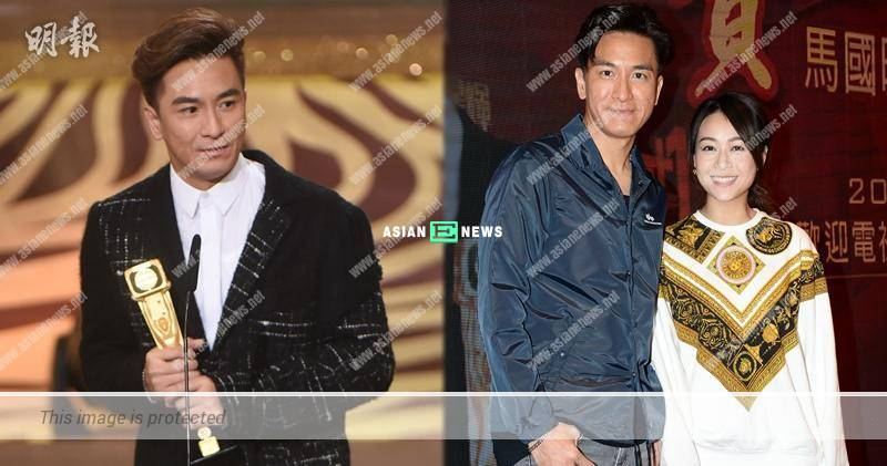 Kenneth Ma's old love, Jacqueline Wong congratulated him becoming TV King