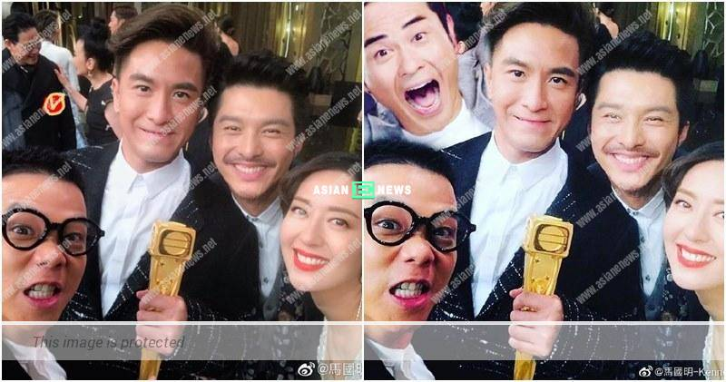A Fistful of Stances drama: Kenneth Ma asked who says Kevin Cheng is absent?