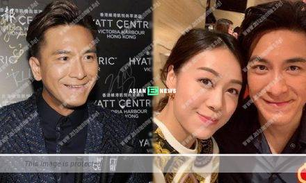 Gracious Kenneth Ma supported Jacqueline Wong if making an on-screen comeback