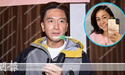 Kenneth Ma responded to Jacqueline Wong when she told him to work hard