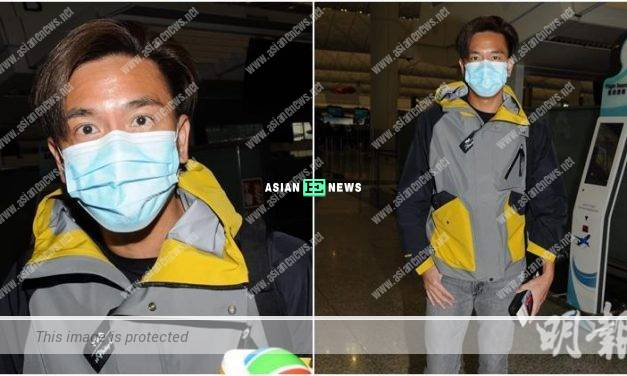 Wuhan virus: Kenneth Ma planned to buy face masks in Singapore