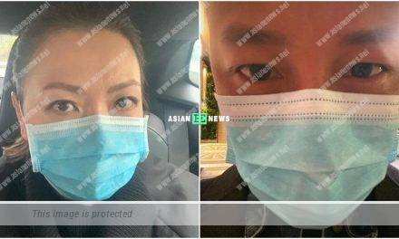 Kristal Tin urged the public to wear masks in Hong Kong
