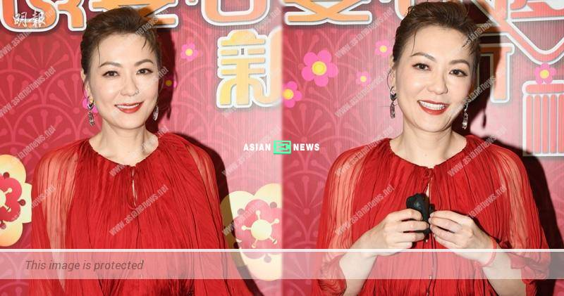 TV Queen Kristal Tin is leaving TVB after working for 12 years