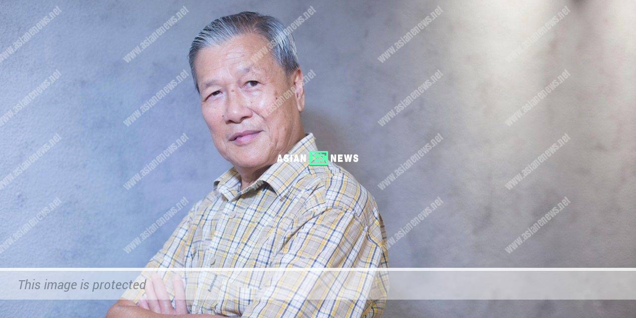Veteran actor Lau Kong left TVB because of the huge cut in his salary