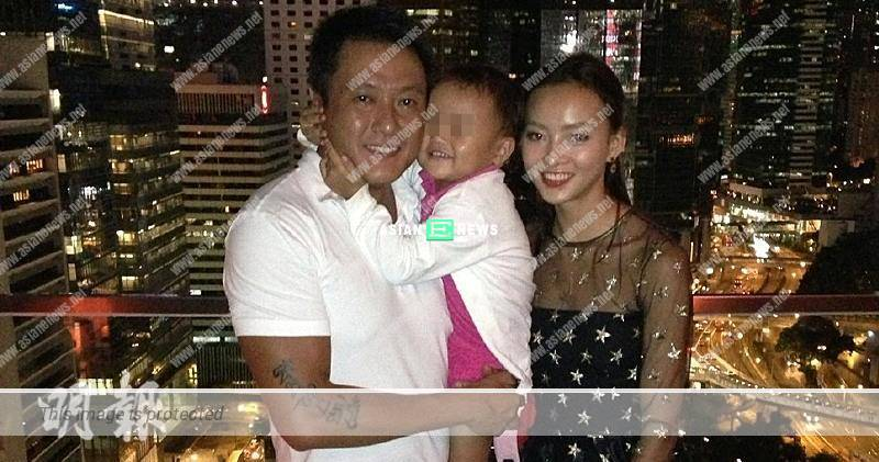 An extra-marital affair? Marco Ngai's wife kissed a foreign man passionately