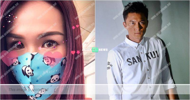 """Matt Yeung defended Lisa Chong about the """"pen incident"""" with the airline company"""