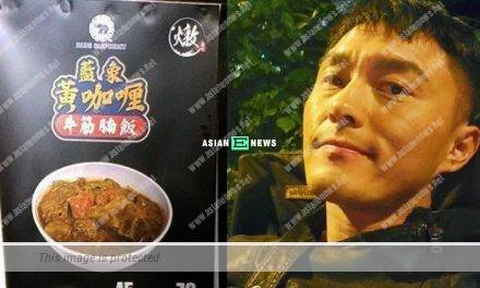 Matt Yeung's soup restaurants are involved in copyright infringement?