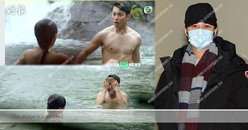 Wuhan Virus: Matthew Ho was fully dressed from head to toe at TV City