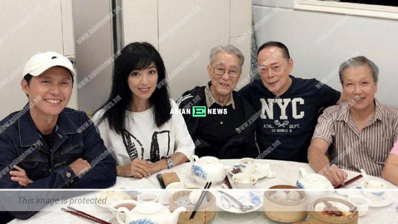 Michelle Yim and Lau Kong had a gathering after leaving TVB
