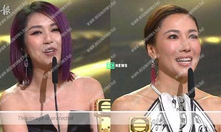 2019 TVB Anniversary Awards: Selena Lee and Miriam Yeung bagged Most Popular Female Character Award