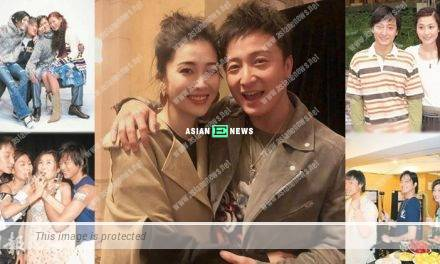 Niki Chow and Alex Fong had a reunion after 19 years later